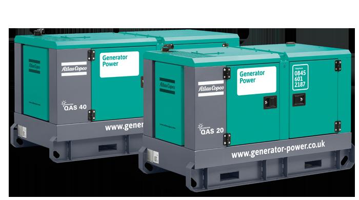 Diesel Generator Hire | 20kVA to 1250kVA | Generator Power
